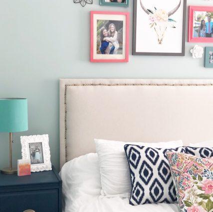Sweet Carolina Teens Bedroom Transformation