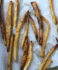 Sweet Carolina Truffle Fries