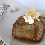 Sweet Carolina Banana Bread French Toast