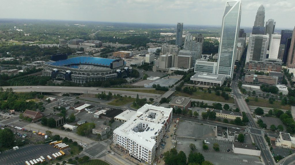Sweet Carolina Charlotte Helicopter Tour