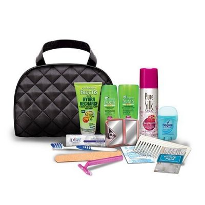 Woman On The Go Premium Convenience Kit, Fructis, 14-piece